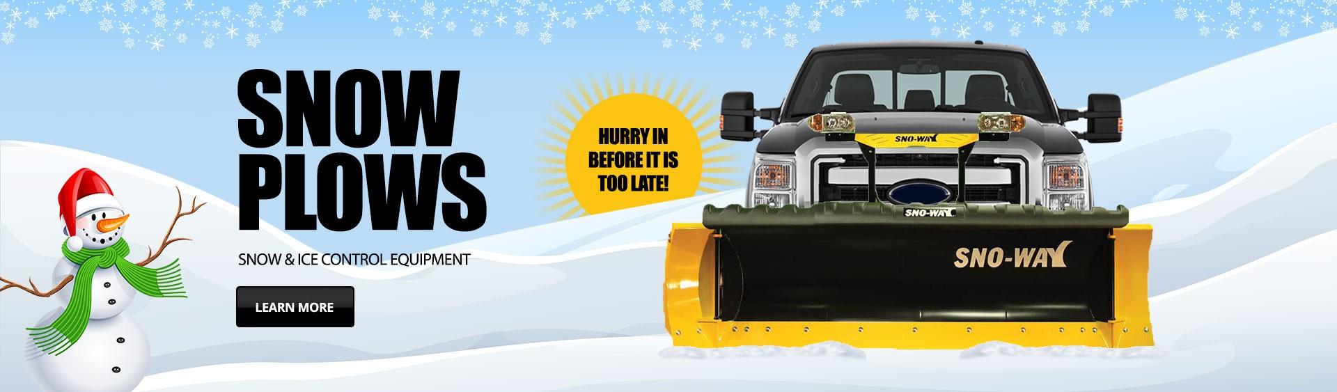 snow-plows